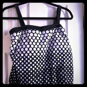 Other - Plus size swim top